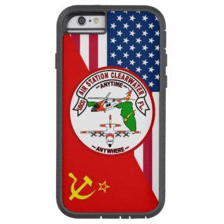 Pintura de guerra fría de Clearwater de la Funda Para iPhone 6 Tough Xtreme