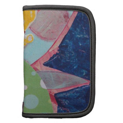 Pintura de hadas del arte del collage de la ninfa  planificador