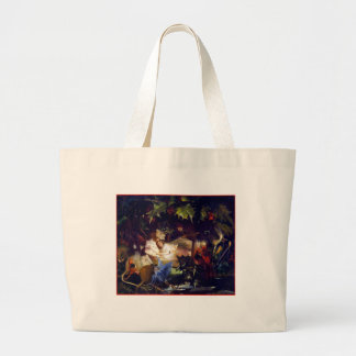Pintura de hadas mágica de la fantasía: La gloriet Bolsas