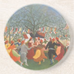 Pintura de Henri Rousseau Posavasos Diseño