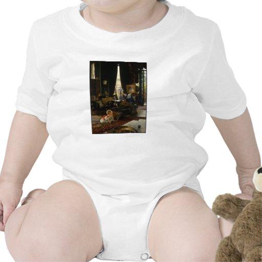 Pintura de James Tissot Camiseta
