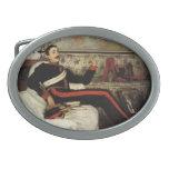 Pintura de James Tissot Hebillas Cinturón
