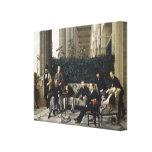 Pintura de James Tissot Impresiones En Lona Estiradas