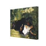 Pintura de James Tissot Lona Estirada Galerias