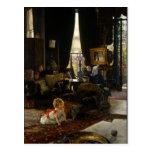 Pintura de James Tissot Postales