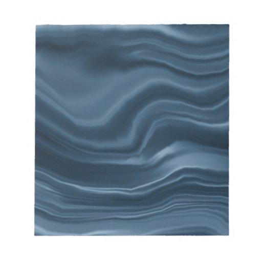 pintura de la aguamarina libretas para notas