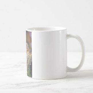 Pintura de la ardilla taza de café