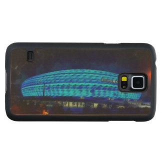 Pintura de la arena de Alliaz Funda De Galaxy S5 Slim Arce