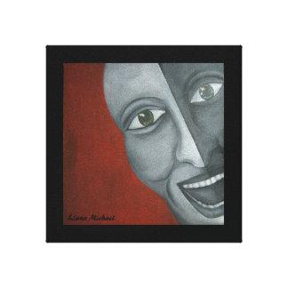 Pintura de la bella arte de Jocker Lienzo Envuelto Para Galerias