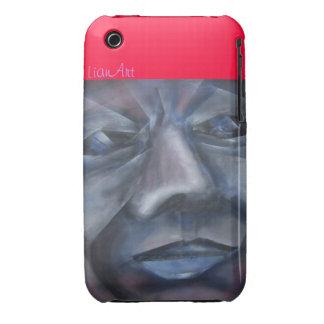 Pintura de la bella arte en su caso de IPhone iPhone 3 Case-Mate Carcasa