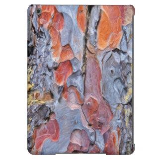 Pintura de la corteza del pino rojo