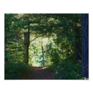 Pintura de la foto del aceite de Seurat de la tray Impresiones