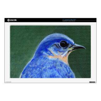 Pintura de la lona del Bluebird Skins Para 43,2cm Portátil
