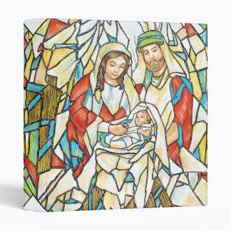 """Pintura de la natividad del vitral carpeta 1"""""""