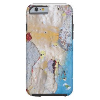 Pintura de la peladura funda resistente iPhone 6