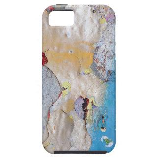 Pintura de la peladura iPhone 5 carcasa