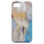 Pintura de la peladura iPhone 5 Case-Mate carcasa