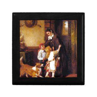 Pintura de la recepción del hogar del perro del co