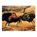 Pintura de la roca del bisonte, c.17000 A.C. Postales