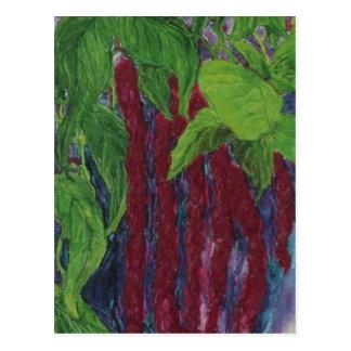 Pintura de la sangría de Lovelies Tarjeta Postal