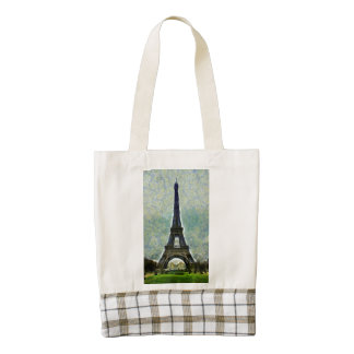 Pintura de la torre Eiffel
