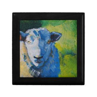 Pintura de las ovejas