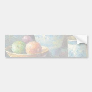 Pintura de los buques de la fruta y de la cerámica pegatina para auto