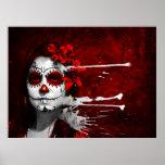 Pintura de los Muertos Posters