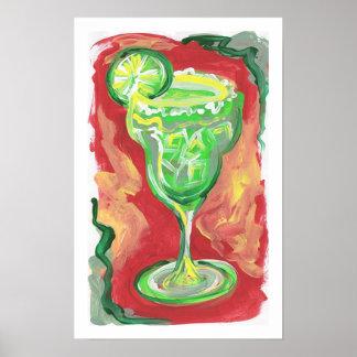 Pintura de Margarita Impresiones