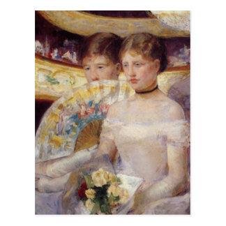 Pintura de Mary Cassatt Postales