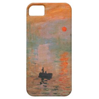 Pintura de Monet iPhone 5 Case-Mate Cárcasas