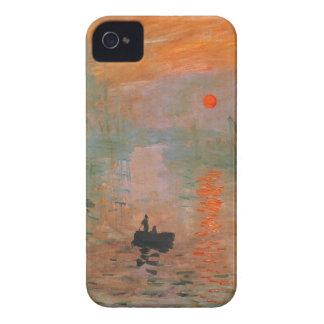 Pintura de Monet iPhone 4 Protector