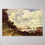 Pintura de Monet Posters
