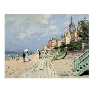 Pintura de Monet Postales