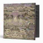 """Pintura de mundos espirituales y materiales carpeta 1 1/2"""""""