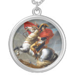 Pintura de Napoleon Bonaparte de Jacques-Louis Dav Joyerias Personalizadas