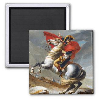 Pintura de Napoleon Bonaparte de Jacques-Louis Dav Imán Para Frigorífico