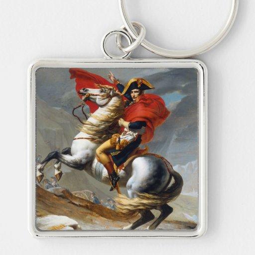 Pintura de Napoleon Bonaparte de Jacques-Louis Dav Llaveros Personalizados