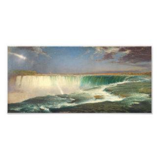 Pintura de Niagara Falls Fotografia