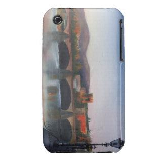 Pintura de paisaje de Florencia para su teléfono Carcasa Para iPhone 3