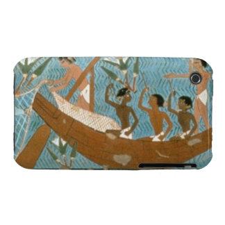 Pintura de pared de la tumba de Ipuy, Thebes, Funda Bareyly There Para iPhone 3 De Case-Mate