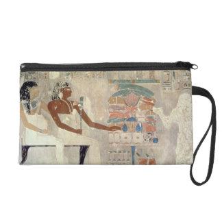 Pintura de pared de la tumba de Rekhmire, Thebes,