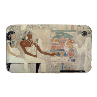 Pintura de pared de la tumba de Rekhmire, Thebes, Funda Bareyly There Para iPhone 3 De Case-Mate