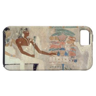 Pintura de pared de la tumba de Rekhmire, Thebes, Funda Para iPhone SE/5/5s