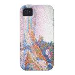 Pintura de Paul Signac Case-Mate iPhone 4 Carcasas