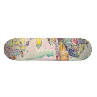 Pintura de Paul Signac Skate Boards