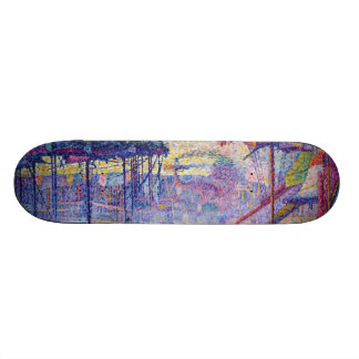 Pintura de Paul Signac Tabla De Skate