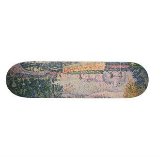 Pintura de Paul Signac Tablas De Patinar