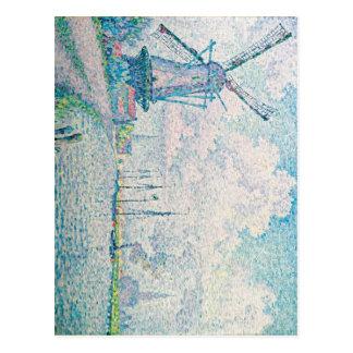 Pintura de Paul Signac Postales