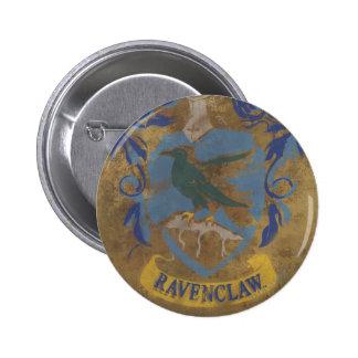 Pintura de Ravenclaw Pin Redondo 5 Cm
